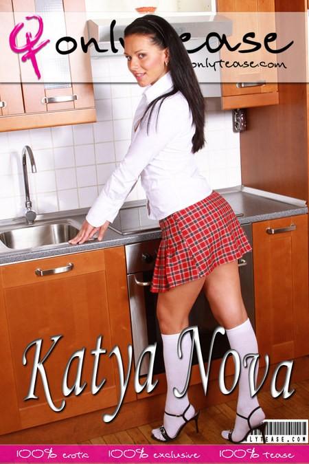 Katya Nova - for ONLYTEASE COVERS