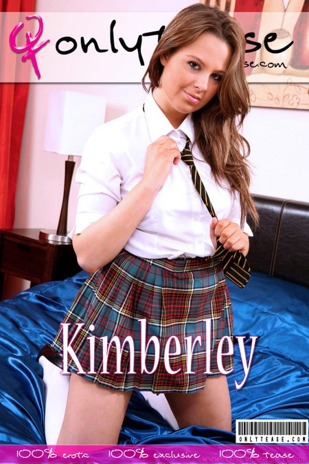 Kimberley - for ONLYTEASE COVERS