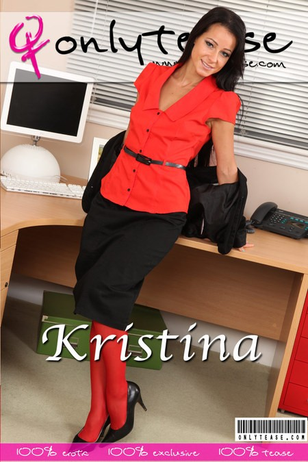 Kristina - for ONLYTEASE COVERS