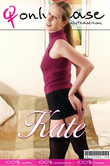 Kate - for ONLYTEASE COVERS