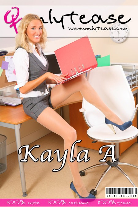 Kayla A - for ONLYTEASE COVERS