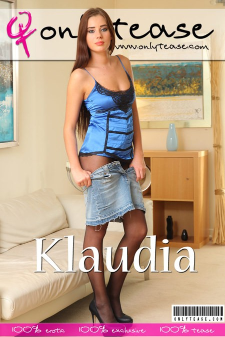 Klaudia - for ONLYTEASE COVERS
