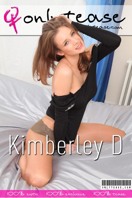 Kimberly D - for ONLYTEASE COVERS
