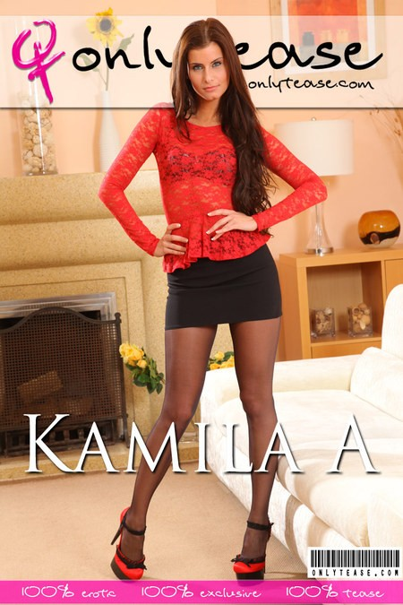 Kamila A - for ONLYTEASE COVERS