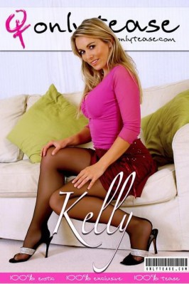 Kelly from ONLYTEASE COVERS