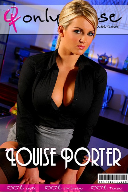 Louise Porter - for ONLYTEASE COVERS