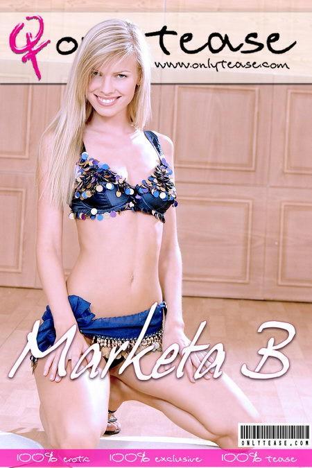 Marketa B - for ONLYTEASE COVERS