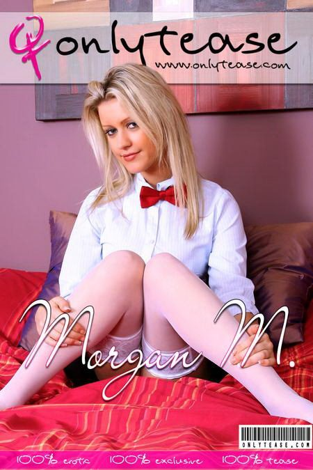 Morgan M - for ONLYTEASE COVERS