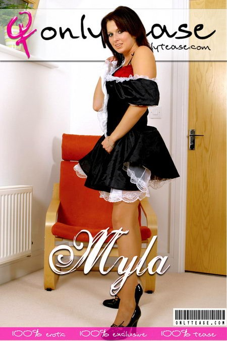 Myla - for ONLYTEASE COVERS