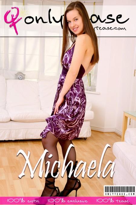 Michaela - for ONLYTEASE COVERS