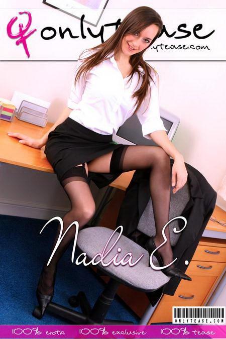 Nadia E - for ONLYTEASE COVERS