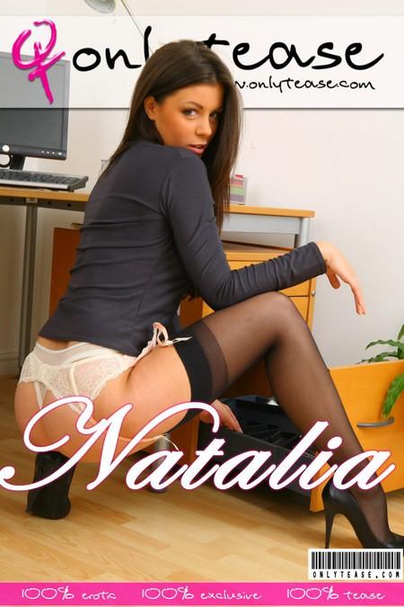 Natalia - for ONLYTEASE COVERS