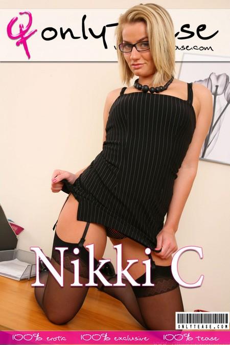 Nikki C - for ONLYTEASE COVERS