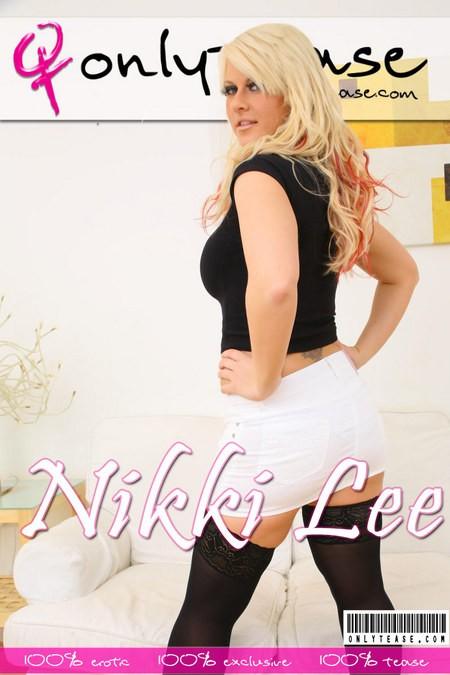 Nikki Lee - for ONLYTEASE COVERS
