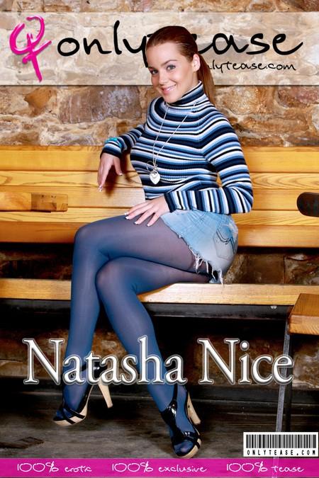 Natasha Nice - for ONLYTEASE COVERS