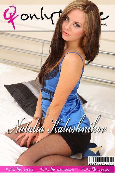 Natalia Kalashnikov - for ONLYTEASE COVERS