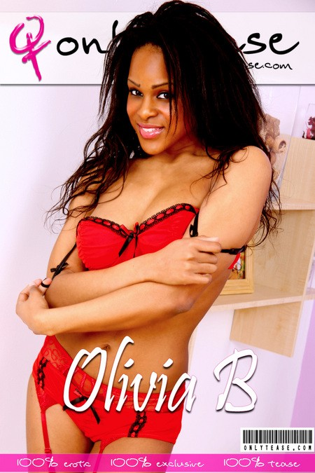 Olivia B - for ONLYTEASE COVERS