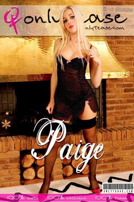Paige - for ONLYTEASE COVERS