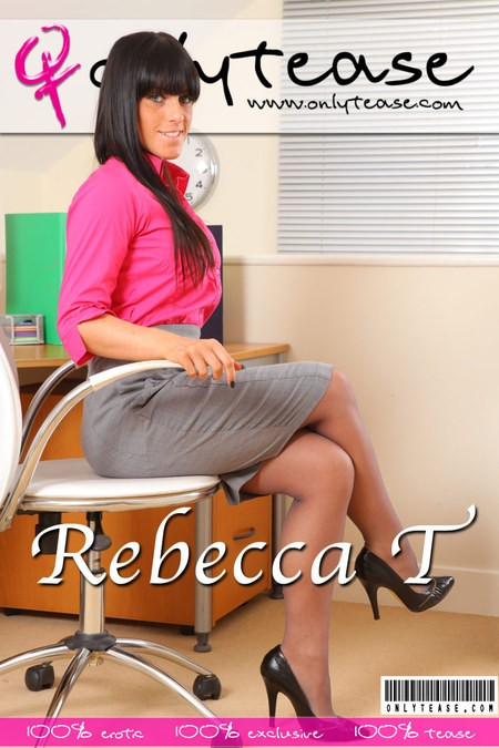 Rebecca T - for ONLYTEASE COVERS