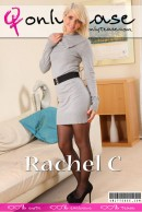 Rachel C in  gallery from ONLYTEASE COVERS