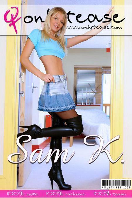 Sam K - for ONLYTEASE COVERS