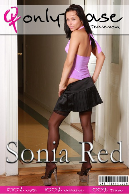 Sonia Red - for ONLYTEASE COVERS
