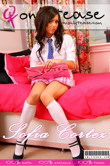 Sofia Cortez - for ONLYTEASE COVERS