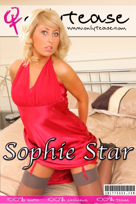 Sophie Star - for ONLYTEASE COVERS