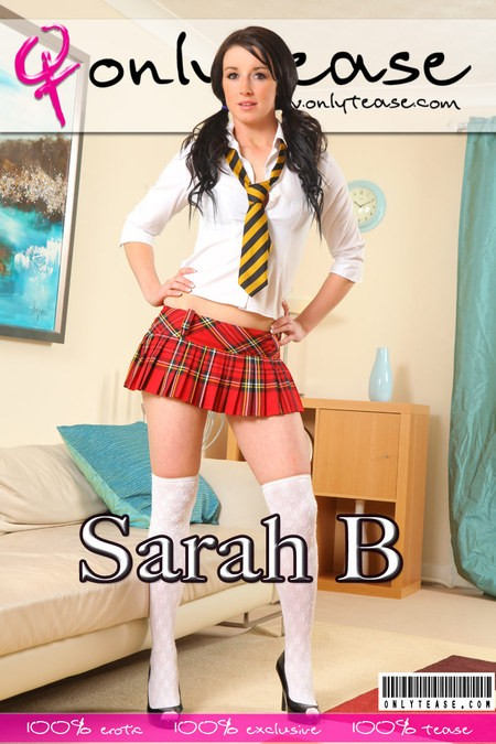 Sarah B - for ONLYTEASE COVERS