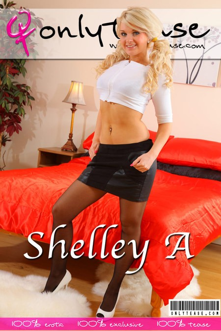 Shelley A - for ONLYTEASE COVERS