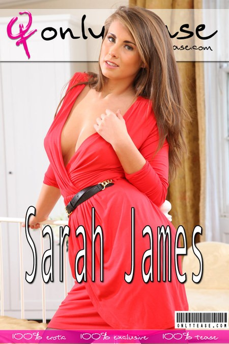 Sarah James - for ONLYTEASE COVERS