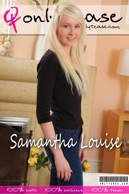 Samantha Louise - for ONLYTEASE COVERS