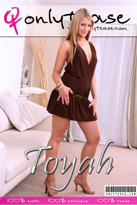 Toyah - for ONLYTEASE COVERS