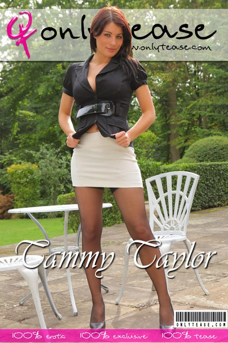 Tammy Taylor - for ONLYTEASE COVERS