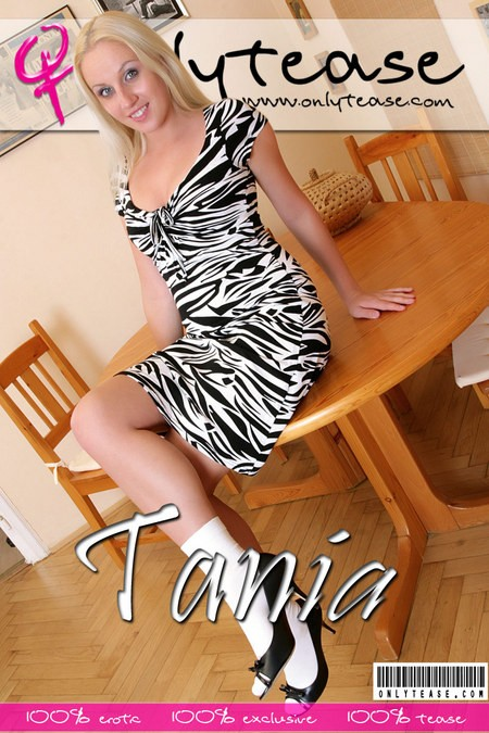 Tania - for ONLYTEASE COVERS