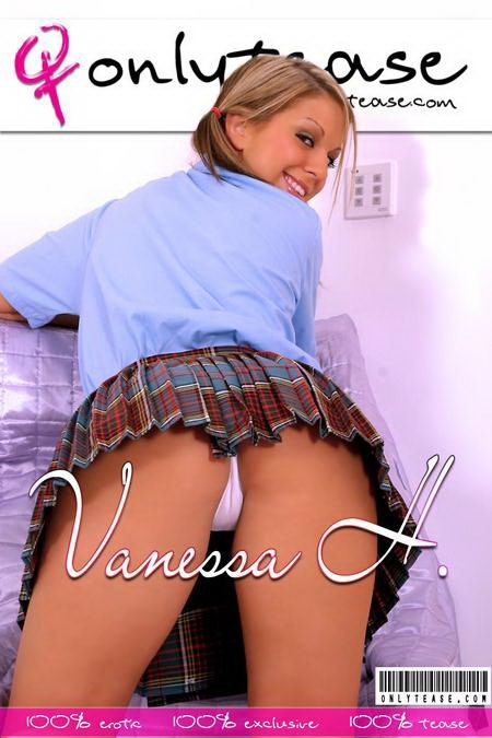 Vanessa - for ONLYTEASE COVERS