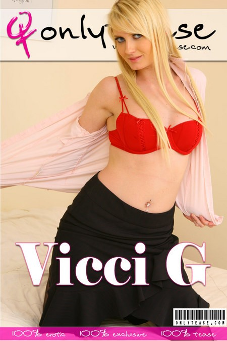 Vicci G - for ONLYTEASE COVERS