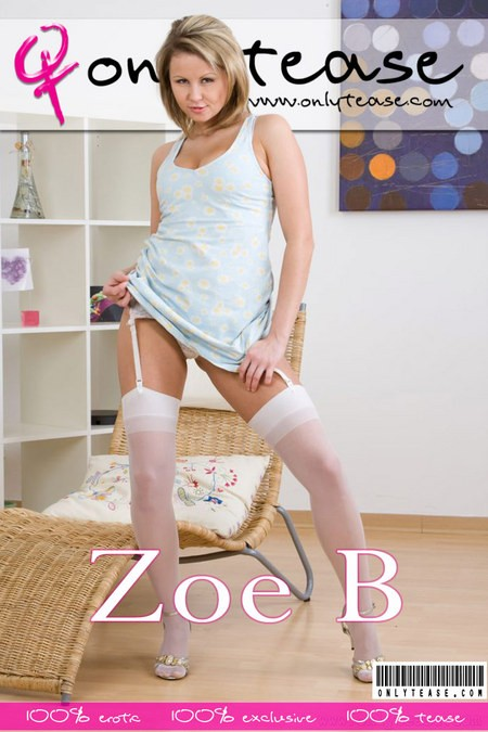 Zoe B - for ONLYTEASE COVERS