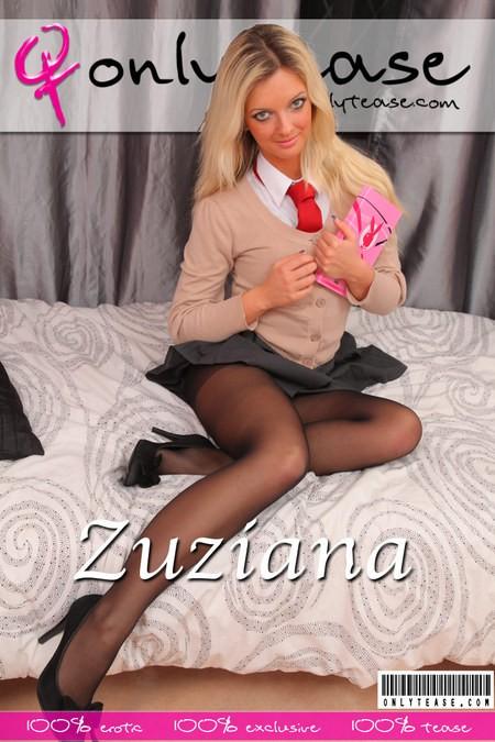 Zuziana - for ONLYTEASE COVERS