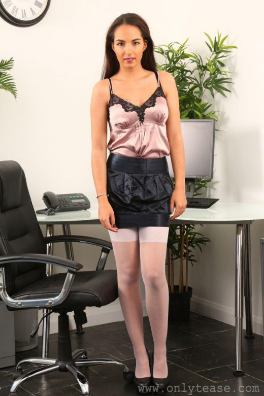 Rebecca G gallery from ONLYTEASE