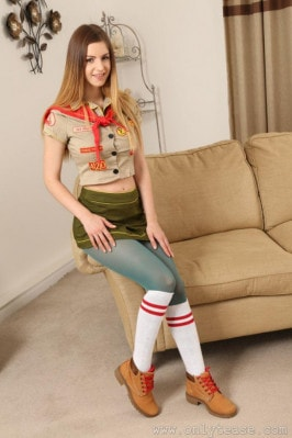 Stella Cox  from ONLYTEASE
