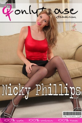 Nicky Phillips  from ONLYTEASE