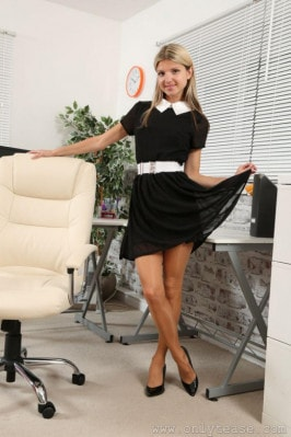 Gina Gerson  from ONLYTEASE