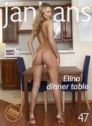 Elina dinner table
