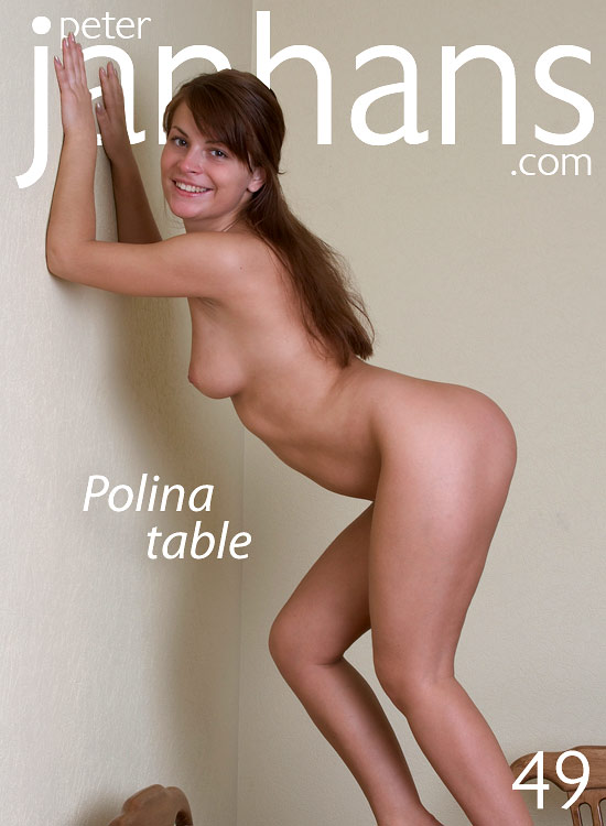Polina - `Polina table` - by Peter Janhans for PETERJANHANS