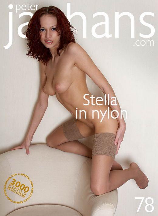 Stella - `In Nylon` - by Peter Janhans for PETERJANHANS