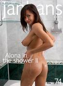 Alona - Alona in the Shower - Part II