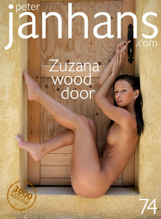 Zuzana - `Wood Door` - by Peter Janhans for PETERJANHANS