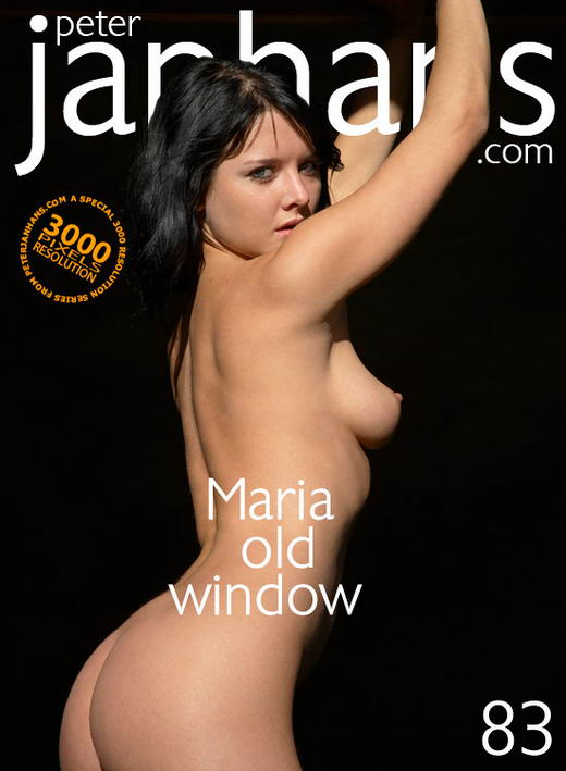 Maria - `Old Window` - by Peter Janhans for PETERJANHANS