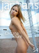 Oksana in Allure gallery from PETERJANHANS by Peter Janhans